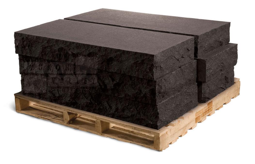 Black Sandstone Steps