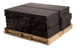 Black Sandstone Steps