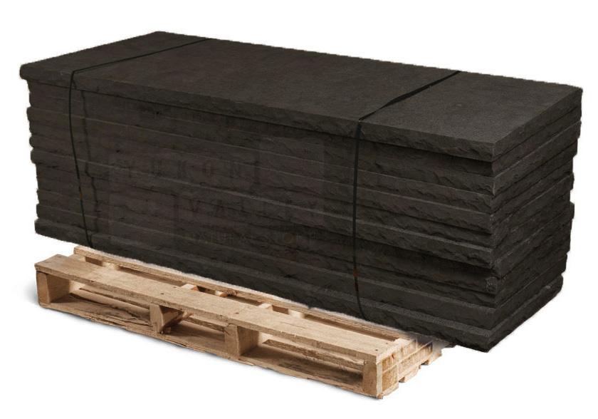 Black Sandstone Tread