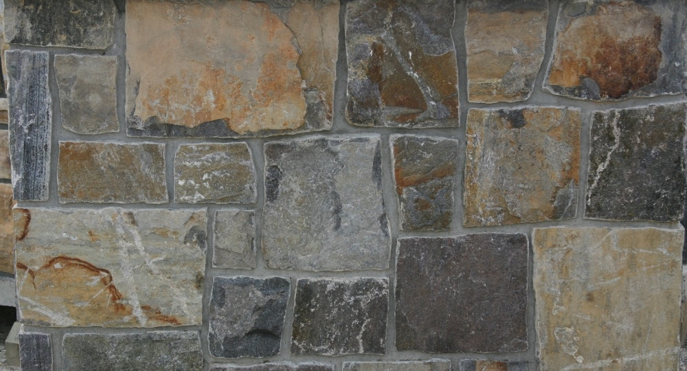 manufactured stone vs. natural stone