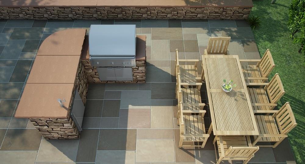prefab outdoor kitchens