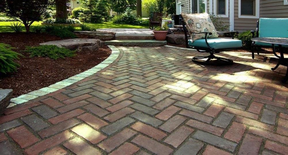 permeable paver design