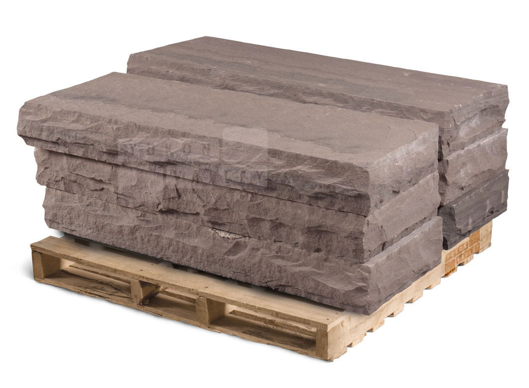 Brownstone Sandstone Steps
