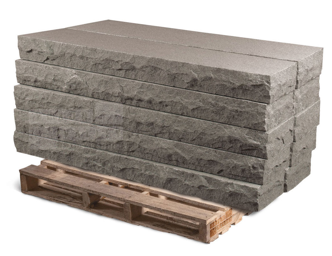 Grey Granite Steps