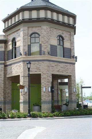 green building and masonry