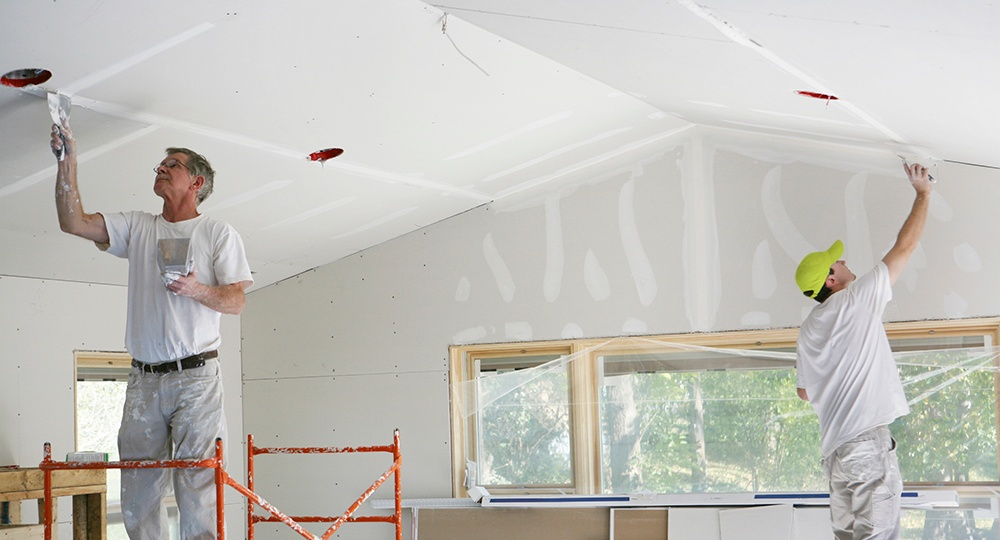 Meeting Green Building Standards with Drywall