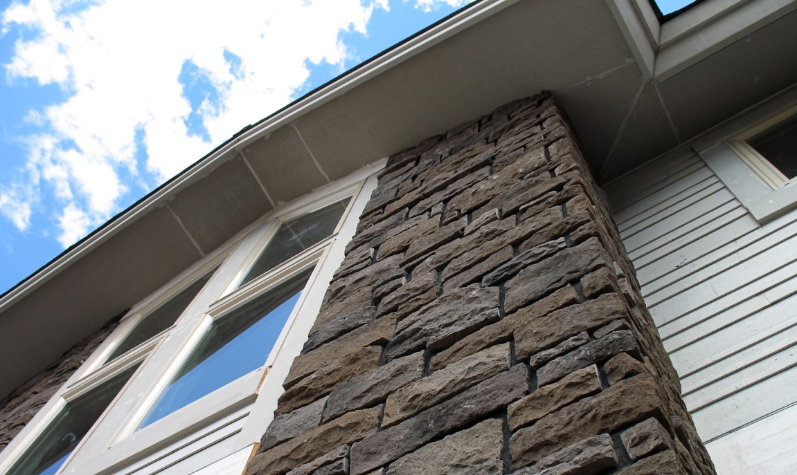 Introducing Northeast Interlocking Natural Thin Veneer Panels, a Veneer That's Easy to Install