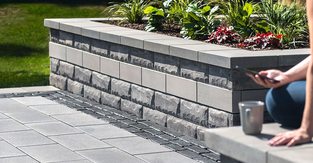 Structural Reliability and Endless Design: Unilock U-Cara Wall System