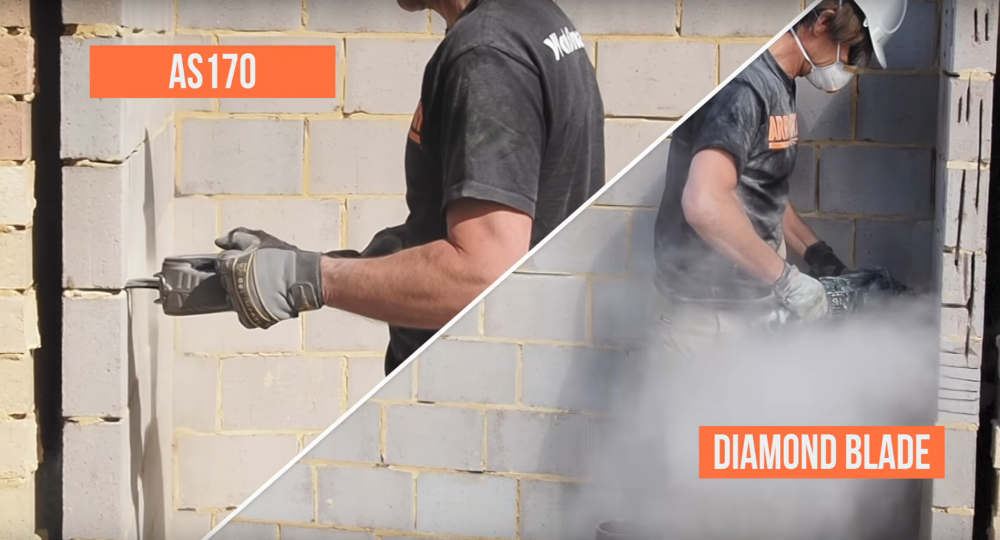 Product Spotlight: Arbortech Allsaw AS170 for Safely & Efficiently Cutting Masonry Materials